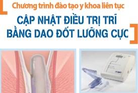 CME: Cập nhật điều trị trĩ bằng dao đốt lưỡng cực