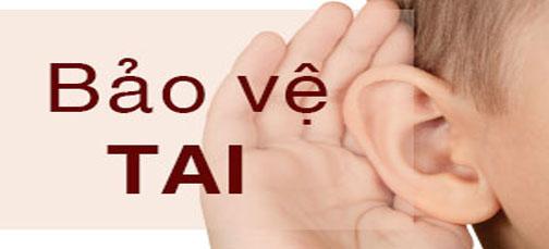 Bảo vệ Tai giữ lấy âm thanh cuộc sống